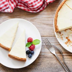 New York Cheesecake 12 slices
